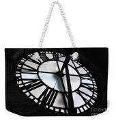 Bromo Seltzer Clock Weekender Tote Bag