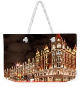 Brompton At Night Weekender Tote Bag
