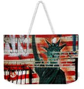 Bronx Graffiti - 4 Weekender Tote Bag