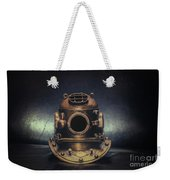 Bronze 4 Bolt Helmet Weekender Tote Bag
