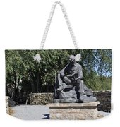 Bronze Coal Miner Weekender Tote Bag