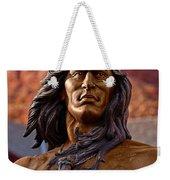 Bronze Native Weekender Tote Bag