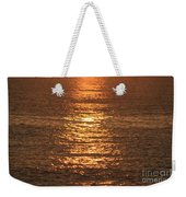 Bronze Reflections Weekender Tote Bag