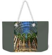 Brookfield Place Atrium - N Y C # 2 Weekender Tote Bag