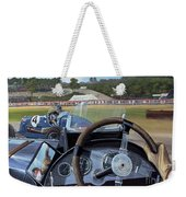 Brooklands From The Hot Seat  Weekender Tote Bag
