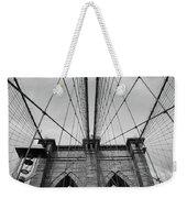 Brooklyn Weekender Tote Bag