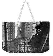 Brooklyn Borough Hall Weekender Tote Bag