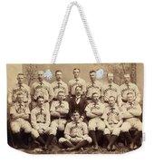 Brooklyn Bridegrooms Baseball Team Weekender Tote Bag