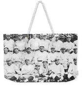Brooklyn Dodger Champions Weekender Tote Bag