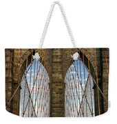 Brooklyn Dreams Weekender Tote Bag