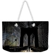 Brooklyn Gateway Weekender Tote Bag
