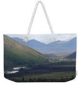 Brooks Range, Alaska Weekender Tote Bag