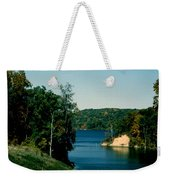 Brookville Lake Brookville Indiana Weekender Tote Bag