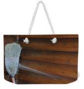 Broom In Waiting Weekender Tote Bag