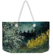 Brooms Shrubs Weekender Tote Bag