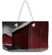 Brothers In Red Weekender Tote Bag