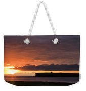 Brough Of Birsay Sunset Weekender Tote Bag
