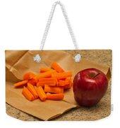 Brown Bag Lunch Weekender Tote Bag