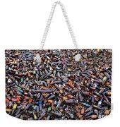 Brown Bottles Weekender Tote Bag