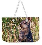 Brown Bunny Weekender Tote Bag
