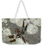Brown Dragonfly  Weekender Tote Bag