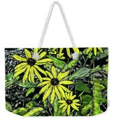 Brown-eyed Susans II Weekender Tote Bag