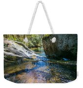 Brown Mountain Forest Weekender Tote Bag