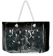 Bruce And The E Street Band Weekender Tote Bag