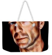 Bruce Willis Collection Weekender Tote Bag