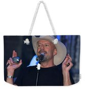 Bruce Willis Weekender Tote Bag