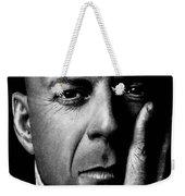 Bruce Willis Weekender Tote Bag