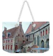 Bruges 4 Weekender Tote Bag