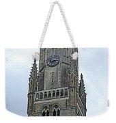 Bruges Belfry 2 Weekender Tote Bag