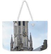 Bruges Belfry 6 Weekender Tote Bag