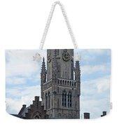 Bruges Belfry 7 Weekender Tote Bag