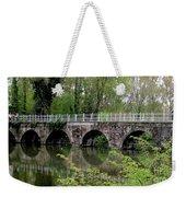 Bruges Bridge 2 Weekender Tote Bag