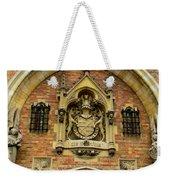 Bruges Detail 9 Weekender Tote Bag