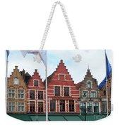 Bruges Markt 6 Weekender Tote Bag