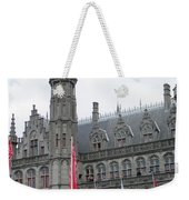 Bruges Markt 9 Weekender Tote Bag