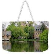 Bruges Minnewater 3 Weekender Tote Bag