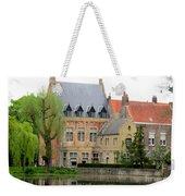 Bruges Sashuis 1 Weekender Tote Bag
