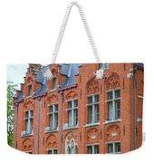 Bruges Sashuis 3 Weekender Tote Bag