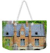 Bruges Sashuis 4 Weekender Tote Bag