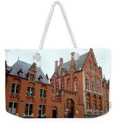 Bruges Sashuis 5 Weekender Tote Bag