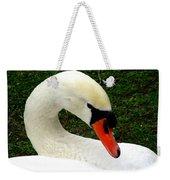 Bruges Swan 2 Weekender Tote Bag