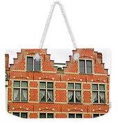 Bruges Window 9 Weekender Tote Bag
