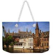 Brugges Weekender Tote Bag