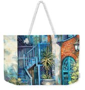 Brulatour Courtyard Weekender Tote Bag