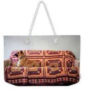 Bruno Weekender Tote Bag