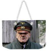 Bruno Ganz As Adolf Hitler Publicity Photo Number One Downfall 2004 Frame Added 2016 Weekender Tote Bag